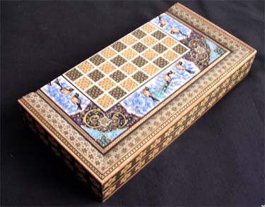 Fair Trade Handmade Chess and Backgammon Set | Eco Trend Spotter